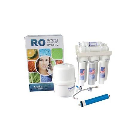 RO5 - TOP Filter  5-stopniowy System Odwróconej Osmozy