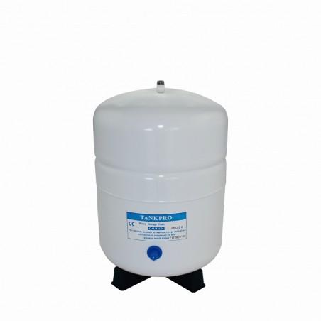 Zbiornik metalowy do RO (2,8 GAL) - 12 litrów