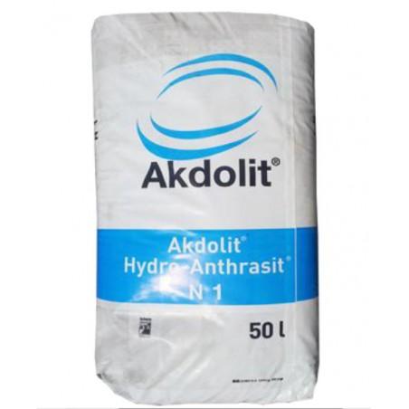 Złoże filtrujące - Hydro-Antracyt N 1,4-2,5 mm