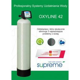 Oxyline 42 - Profesjonalny System Uzdatniania Wody - SUPREME
