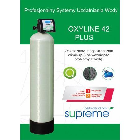 Oxyline 42 PLUS - Profesjonalny System Uzdatniania Wody - SUPREME