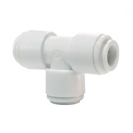 Złączka trójnik JohnGuest 3x(12mm) wężyk - PPM02012W / 5 szt.