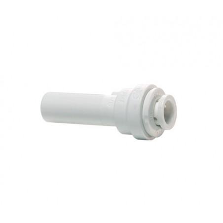 Redukcja 15mm wtyk x 12mm wężyk - JohnGuest  - PPM061512W / 5 szt.
