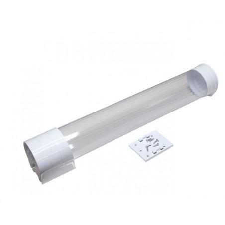 Podajnik kubków jednorazowych, cup dispenser - biały na 100 kubków
