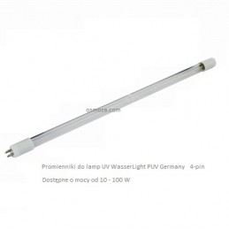 Promiennik, żarnik do Lampy UV LPV2, LPV2T 14 W  4-piny