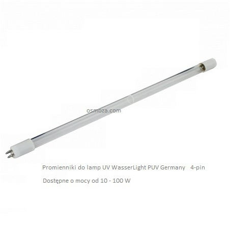 Promiennik, żarnik do Lampy UV  LPV35T 65 W  4-piny