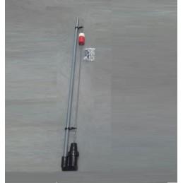"""Zawór pływakowy solanki 3/4""""  do zbiorników Eurotrol 340,460,670l"""