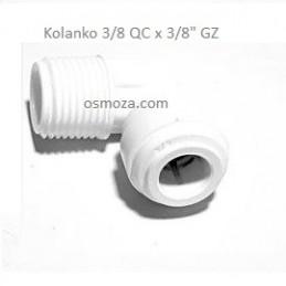"""Kolanko 3/8"""" GZ x 3/8"""" wężyk - Organic CO.,LTD. WA-ME0606"""