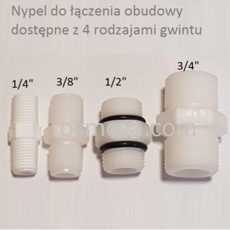 """Złączka / nypel 3/4"""" GZ"""
