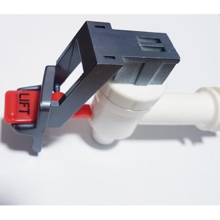 Zawór / przycisk gorącej wody HOT dystrybutorów FDS, FDL, 919,929,939, DWD,DWM