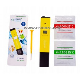 Profesjonalny elektroniczny miernik pH - SUPREME