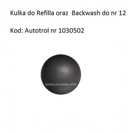 Kulka refilla / backwash do głowicy Autotrol/Logix/Pentair - 1030502
