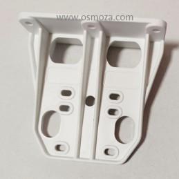 Uchwyt, płytka plastikowa pojedyncza do FP3 AQUA Italy i innych