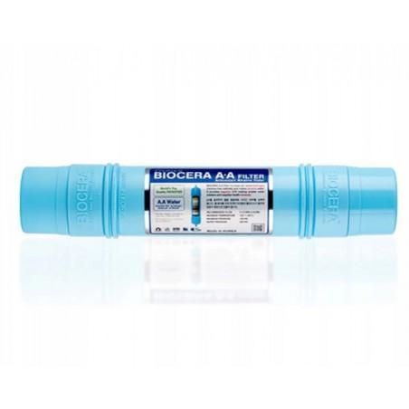 """BIOCERA - Liniowy jonizator wody 2,5""""- REDOX - Oryginał"""
