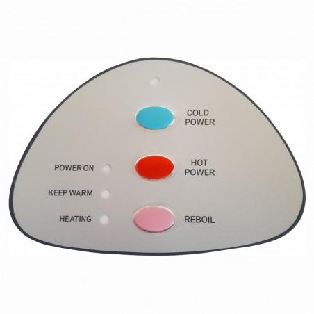 Naklejka na panel przedni - dystrybutor FDS, FDL, 919,929,939, DWD,DWM