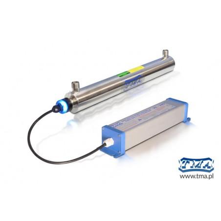 Lampa UV do sterylizacji wody - V12 TMA 1,0 m3/h