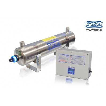 Lampa UV do sterylizacji wody - V20LA TMA 2,0 m3/h