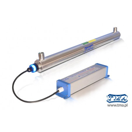 Lampa UV do sterylizacji wody - V25 TMA 2,0 m3/h
