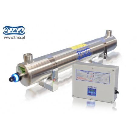 Lampa UV do sterylizacji wody - V40 TMA 3,6 m3/h