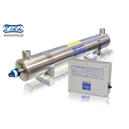 Lampa UV do sterylizacji wody - V80 TMA 5,9 m3/h