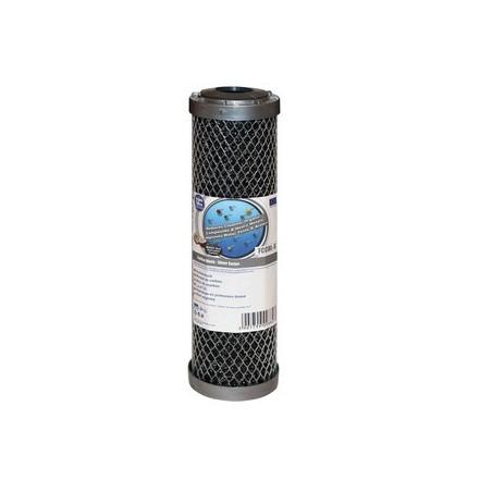 """FCCBL-S  10"""" wkład Blok węglowy wersja Silver (węgiel kokosowy)  - Aquafilter"""