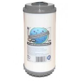 "FCCA10BB  10"" wkład węglowy bitumiczny typu Big Blue - Aquafilter"