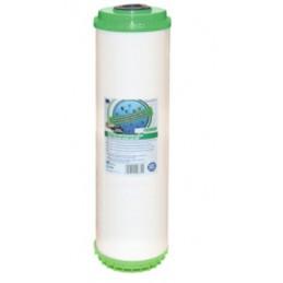 """FCCBKDF20BB  20"""" wkład węglowy typu Big Blue ze złożem KDF - Aquafilter"""