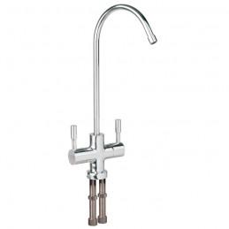 FX02 - Nowoczesna, podwójna stylowa wylewka do filtrów wody - SUPREME