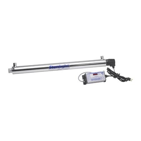 S8Q-PA/2 - Lampa UV bakteriobójcza do sterylizacji wody 2,3 m³/h - Sterilight