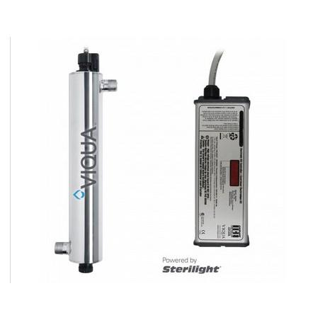 VH410 (następca S12Q-PA) - Lampa UV do sterylizacji wody o przepływie 3,3 m³/h