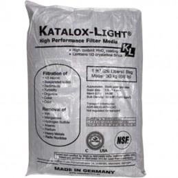 Złoże usuwające żelazo i mangan - KATALOX Light