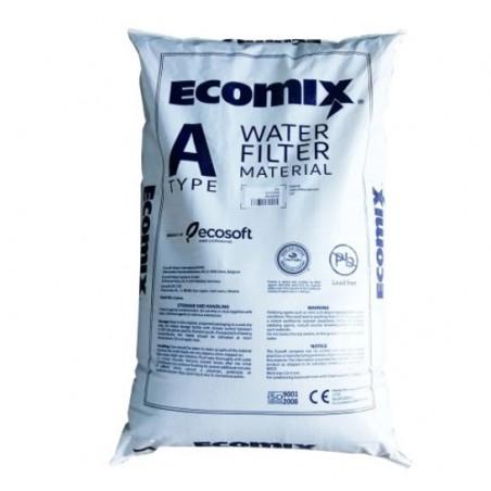 Złoże wielofunkcyjne Ecomix A - 12 lub 25 litrów