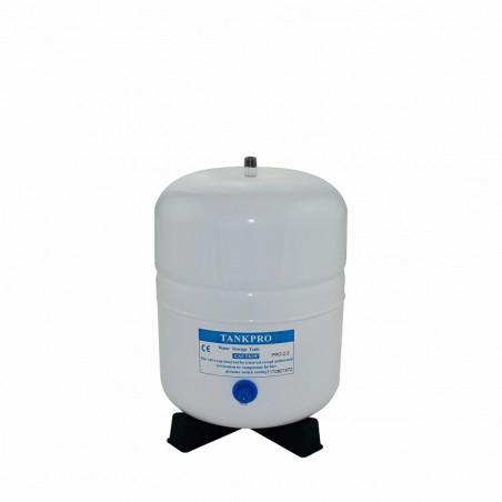 Zbiornik metalowy do RO (2,2 GAL) - 8 litrów