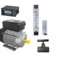 Części zamienne do Systemów Odwróconej Osmozy przemysłowej: pompy, rotametry, silniki, sprzęgła, konduktometry, rotametry, zawory iglicowe, obudowy i membrany osmotyczne, elektrozawory.