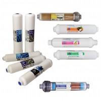 Wkłady filtrujące liniowe
