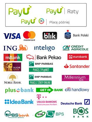 Płatności  Obsługuje :